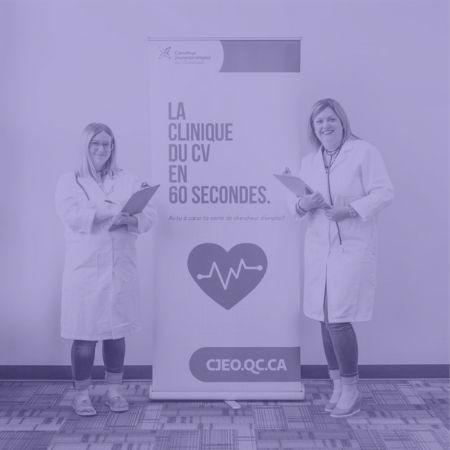 Les docteurs du CV au CJEO